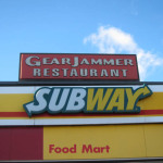 04 UG sign 2 150x150 Tio Wally Eats America: The Gearjammer Restaurant