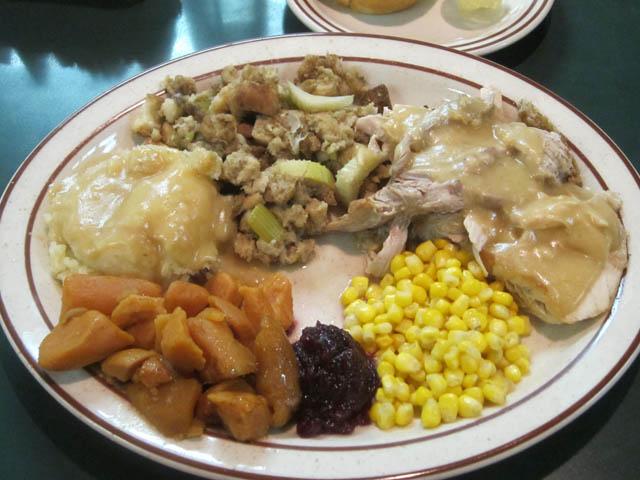 16 UG plate Tio Wally Eats America: The Gearjammer Restaurant