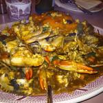 04 Crab Cantonese - Hop Lee Restaurant
