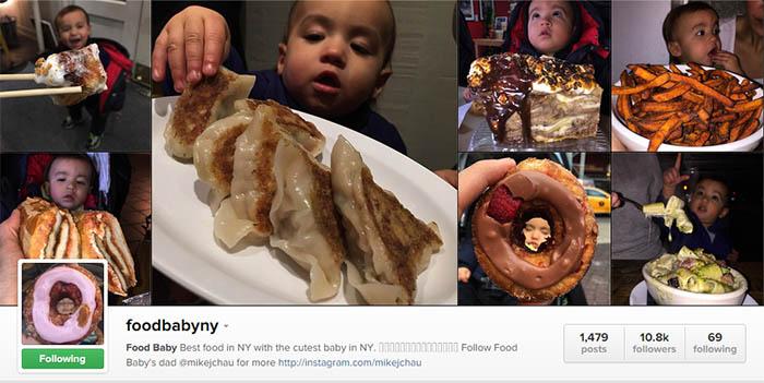 foodbabyny Two Instagrams to Follow