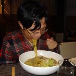 08 Sam eating Sorba - Koa