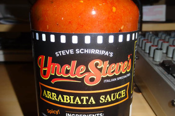 01 Uncle Steve's Arrabiata Sauce