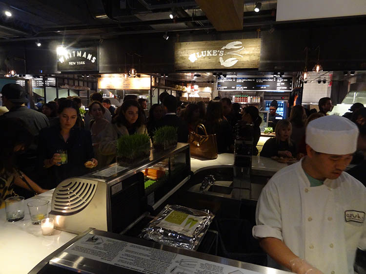 City Kitchen Times Square S New Foodie Food Court Me So