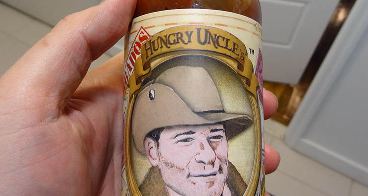 01 Hungry Uncle's Bajan BBQ Sauce