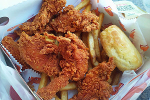 02 Popeyes Red Stick Chicken