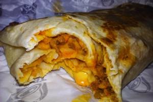 Taco Bell's Sriracha Quesarito