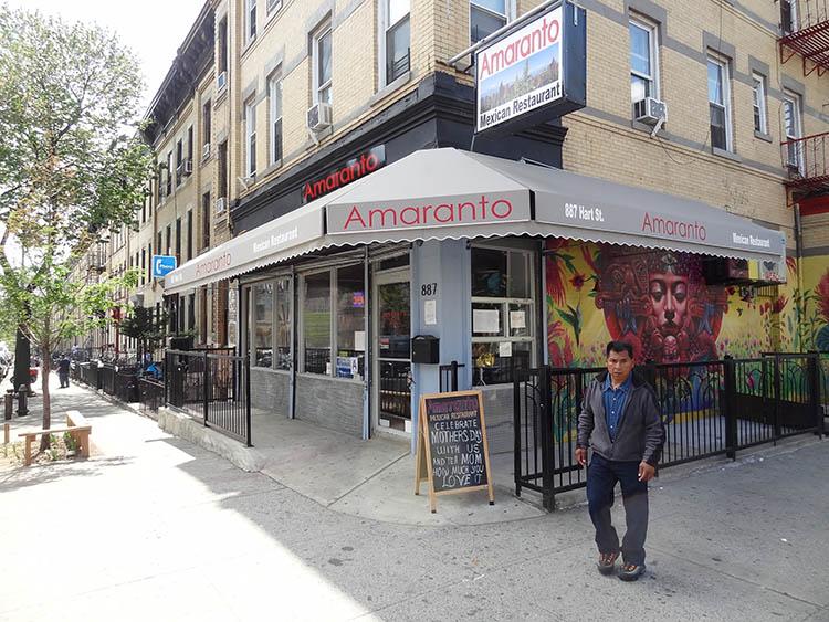 01 Amaranto Mexican Restaurant Brooklyn Me So Hungry