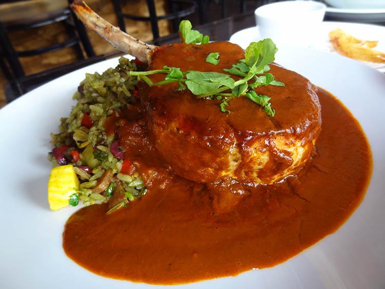 07 Pork Chop - Amaranto Mexican Restaurant
