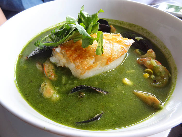 08 Tumbada Fish - Amaranto Mexican Restaurant