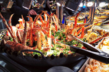 03 King Crab Legs and Lobster Tails - Sun Sweet Market
