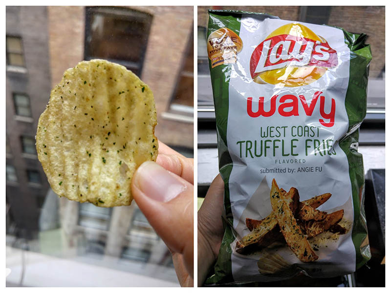 03 Lay's West Coast Truffle Fries Chips