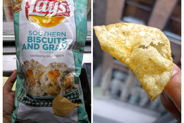 04 Lay's Southern Biscuits and Gravy Chips