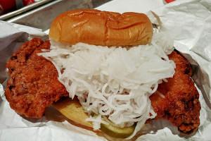 Fuku Chicken Sandwich - NYC