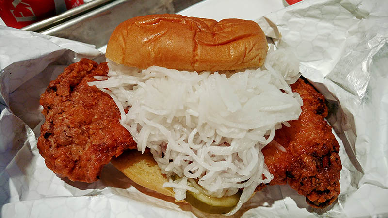 Fuku Chicken Sandwich - NYC