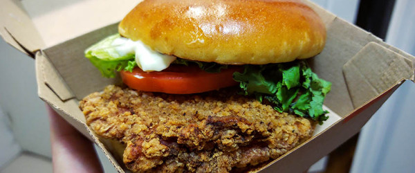 02 McDonald's Buttermilk Crispy Chicken Sandwich