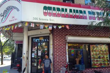 01 Guadalajara De Dia 2 restaurant